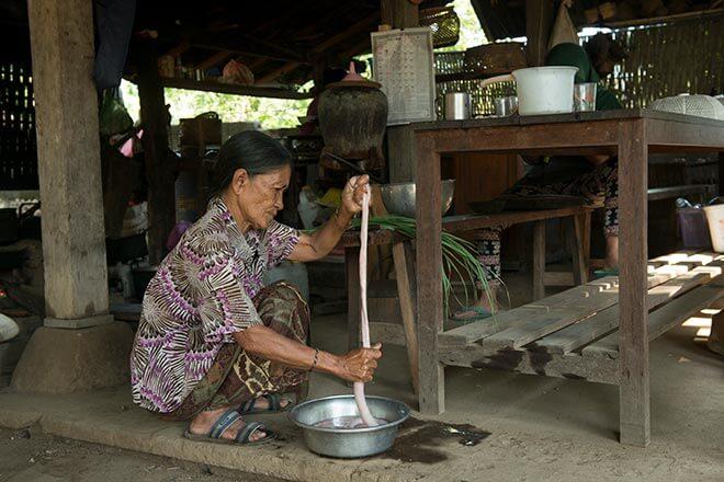 Balinese Sausages